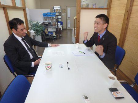 スメスト小川社長対談