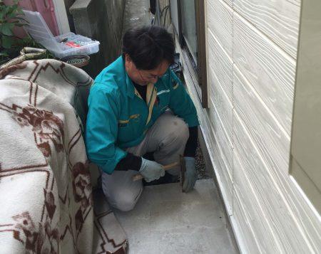 矢野エコキュート工事