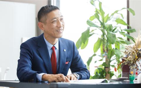 代表取締役 津田龍春