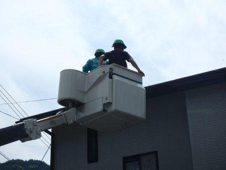 山口市太陽光発電メンテナンス