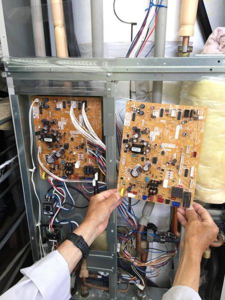 エコキュート修理